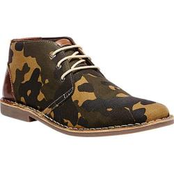 Men's Steve Madden Halloway Chukka Camoflage Canvas