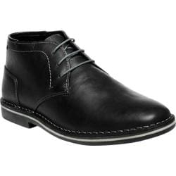 Men's Steve Madden Harken Chukka Black Leather