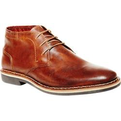 Men's Steve Madden Harken Chukka Cognac Leather
