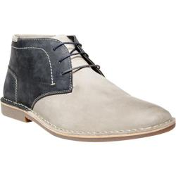 Men's Steve Madden Harsen Chukka Grey Multi Leather