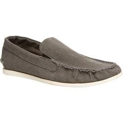 Men's Steve Madden Hoist Slip-On Black Canvas