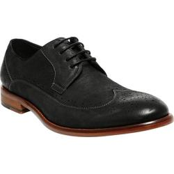 Men's Steve Madden Kerman Oxford Black Nubuck