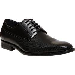 Men's Steve Madden Luuxx Oxford Black Leather