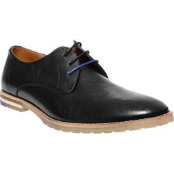 Men's Steve Madden Packo Oxford Black Leather