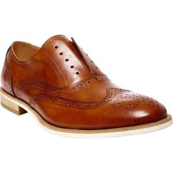 Men's Steve Madden Romah Wingtip Tan Leather