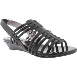 Women's Circa Joan & David Faiza Slingback Black Multi Leather