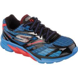 Boys' Skechers GOrun 4 Black/Royal