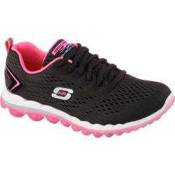 Women's Skechers Skech-Air 2.0 Black/Pink