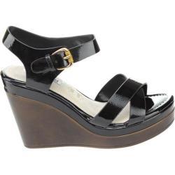 Women's Westbuitti Danuta-2 Wedge Sandal Black