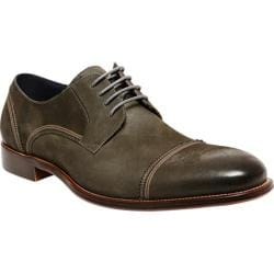 Men's Steve Madden Revieww Oxford Grey Nubuck
