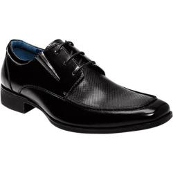Men's Steve Madden Segway Oxford Black Leather