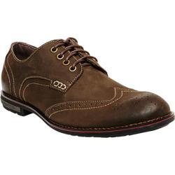 Men's Steve Madden Tribuute Wingtip Brown Leather