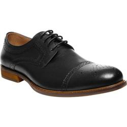 Men's Steve Madden Valencio Oxford Black Leather