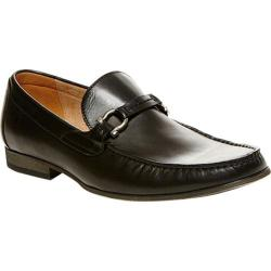 Men's Steve Madden Winlock Slip-On Black Leather
