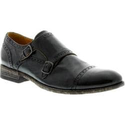 Men's Blackstone Abram Black Full Grain Leather