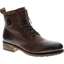 Men's Blackstone GM09 Old Yellow Full Grain Leather