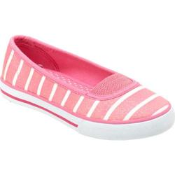 Girls' Hanna Andersson Mimmi 2 Lily Pink Canvas