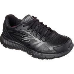 Women's Skechers Relaxed Fit Soleus Walking Shoe Black