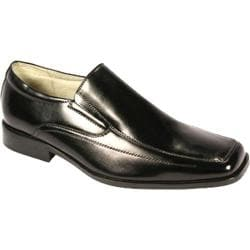 Men's Giorgio Venturi 4940 Black Leather