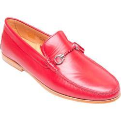 Men's Giovanni Marquez 254 Nappa Loafer Rosso Leather