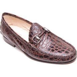 Men's Giovanni Marquez 5054 Cocco Croc Loafer Moro Leather