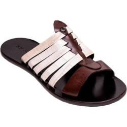 Men's Giovanni Marquez 91969 Vitello Sandal T. Moro Leather
