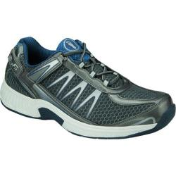 Men's Orthofeet Sprint Grey Synthetic