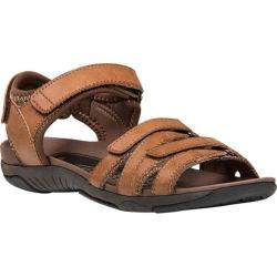 Women's Propet Carlee XT Brown Synthetic