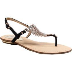 Women's Luichiny Cheer Ish Sandal Black Imi Leather