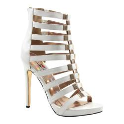Women's Luichiny Take A Bow Sandal White Imi Leather