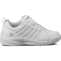 Men's K-Swiss Vendy II White/Silver