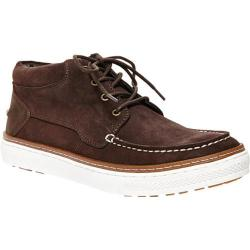 Men's Steve Madden Flyynn Sneaker Brown Suede