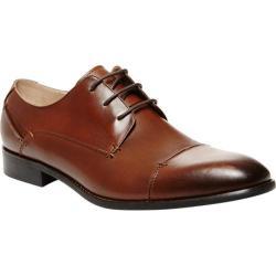 Men's Steve Madden Lewwy Oxford Cognac Leather