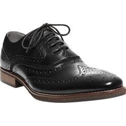 Men's Steve Madden Pauly Oxford Black Leather