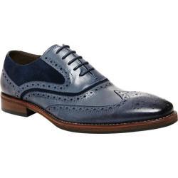Men's Steve Madden Pauly Oxford Navy Leather