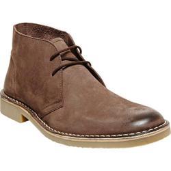 Men's Steve Madden Tristt Chukka Dark Brown Leather