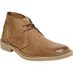 Men's Steve Madden Tristt Chukka Stone Leather