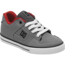 Children's DC Shoes Pure TX Armor/Black/True Red