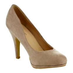 Women's L & C Nine-1 Pump Taupe