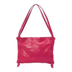 Women's Latico Darby Handbag 7696 Fuchsia Leather