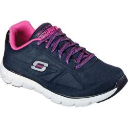 Women's Skechers Soleus The Truth Walking Sneaker Navy