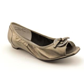 Ros Hommerson Women's 'Mocha' Leather Casual Shoes
