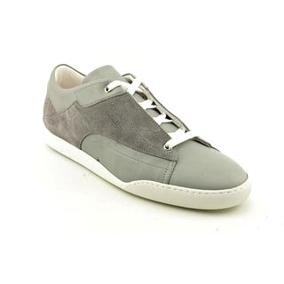 Calvin Klein Men's 'Angle' Leather Athletic Shoe (Size 11.5 )