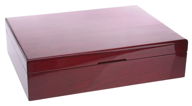 Watch Collection 12-watch Mahogany Box