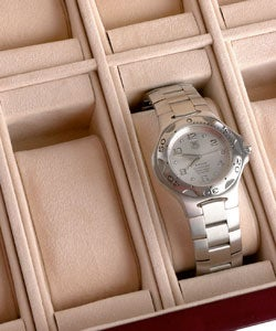 Watch Collection 12-watch Mahogany Box