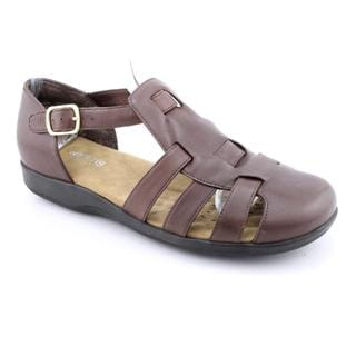Walking Cradles Women's 'Angel' Leather Sandals (Size 8 )