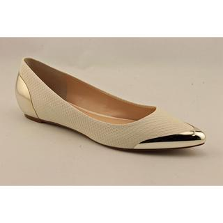 Enzo Angiolini Women's 'Danville3' Metal Capped Textile Dress Shoes