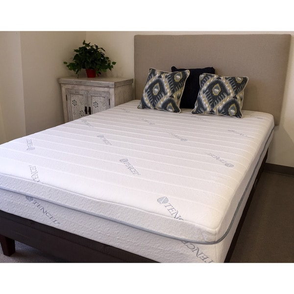 Icon Sleep Cool Tencel 11-inch Twin XL-size Gel Memory Foam Mattress