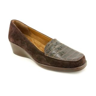 Aerosoles Women's 'Final Exam' Regular Suede Casual Shoes