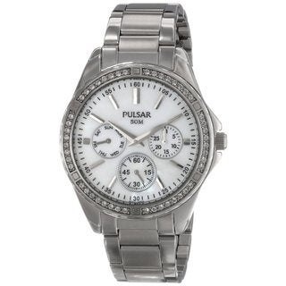 Pulsar Women's Multifunction Crystal Watch